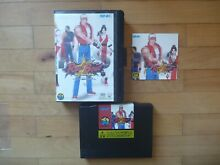 Real bout special fatal fury ntsc j
