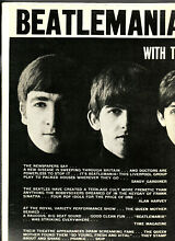 1963 the beatlemania 1st mono