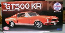 1968 gt500 kr special order color