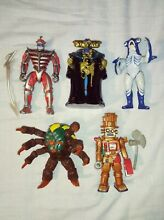 Lot 5 mmpr mighty morphin evil