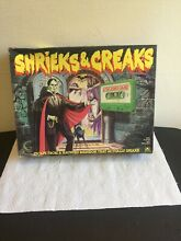 Shrieks and creaks 1988 talking