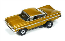 New auto world gold 1959 impala ho
