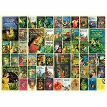 Nancy drew book cover 1000 piece