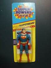 Super powers superman kenner 1986