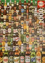 Beer bottles cervezas 1000 piece