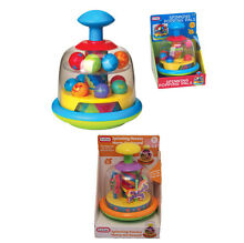 Fun time baby toys spinning pals