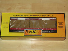 Rail king o scale canadian pacific