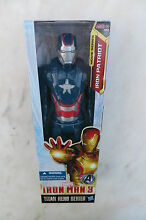 Iron man 3 patriot hasbro avengers