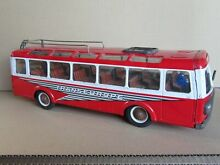 Reference 08 bus setra transeurope