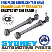 Lh rh front lower control arms for