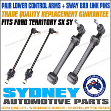 2 x front lower control arm 2 x