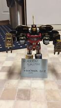 Legacy dino megazord knee supports