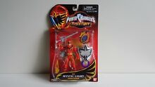 Mystic force red mystic light power