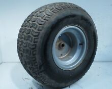 Oem rear drive wheel and tire