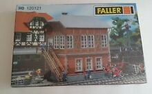 Faller railway control tower 120121