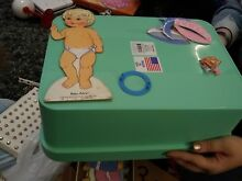Paper doll by whitman baby alive 29