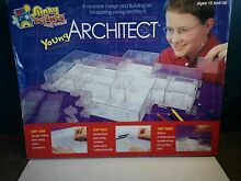 Science young architect design and