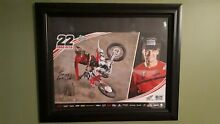 Chad reed signed 22 motocross