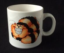 Coffee cup mug keep smiling smiling