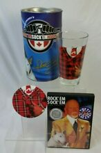 Don cherry nhl hockey beer glass