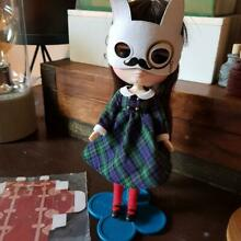 Middie lydia green oob full stock