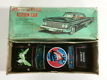 Asc green hornet tin battery