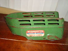 1940 s wyandotte truck lines only