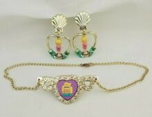 Polly s golden dream earring and
