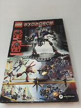 Lego exo force thunder fury 7702