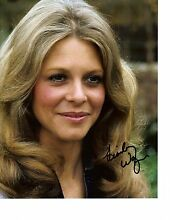 Lindsay wagner signé photo the six