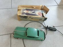 Rare tinplate toys primal car fully