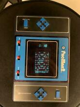 Pacman 2 1980 electronics booklet