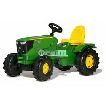 601066 rolly toys trattore a pedali