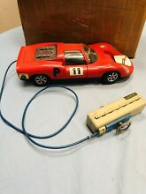 Porsche gama west germany toy