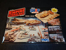 Star wars ertl model kit rebel base