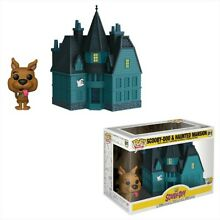 Funko pop town scooby doo haunted