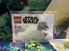 Polybag star wars millenium falcon