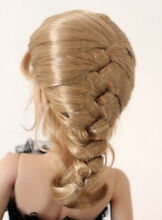 1 3 bjd 8 9 doll head french braid