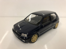 Renault clio williams 1993 1 43