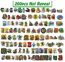 200pcs random vinyl decal big daddy