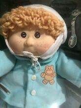 Cabbage patch kid 25 years