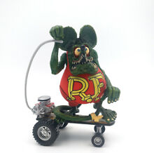 Red rat fink gifts sidewalk surfer