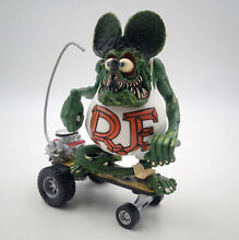 Rat fink movie gift skateboard