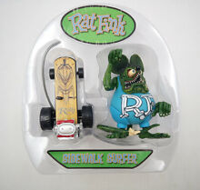 Rat fink skateboard big daddy