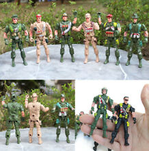 Special forces military plastic toy