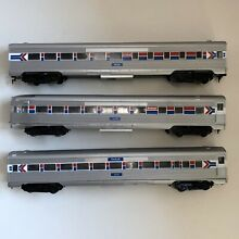 Dc h0 bundle konvolut 3x amtrak