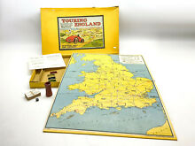 Touring england board game original