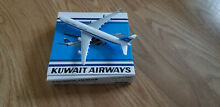 Kuwait airways diecast airplane