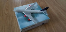 Sas cargo diecast airplane scale 1