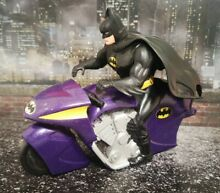 Legends of batman batcycle super